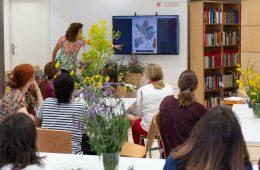 Nuevo taller de Ilustración Botánica